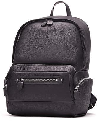 Ghurka Unisex Leather Backpack