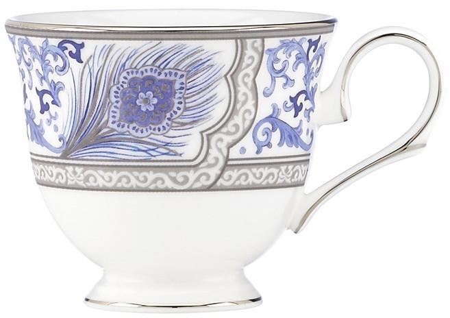 Marchesa by Lenox Sapphire Plume Teacup
