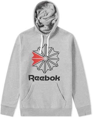 Reebok Retro Starcrest Popover Hoody