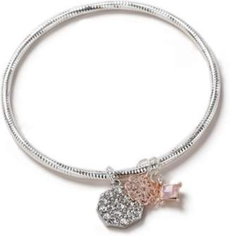 Dorothy Perkins Womens Charm Drop Bangle