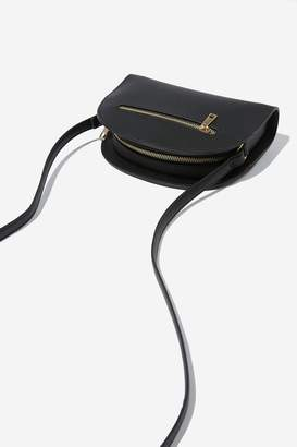 Rubi Graceful Half Moon Cross Body Bag