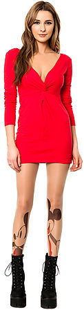 *MKL Collective The Forgive Me Dress in Red