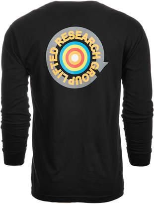 Lrg Men's The Circlez Logo-Print T-Shirt