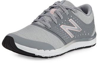 New Balance 577v4 CUSH+ Sneaker, Gray $64.95 thestylecure.com