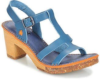 963fb41bb54 Art Sandals Blue - ShopStyle UK