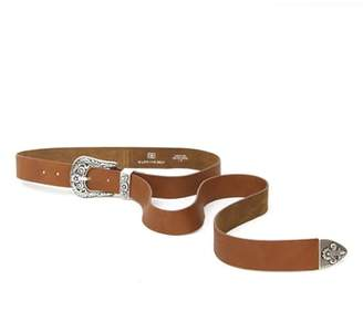B-Low the Belt Royal Leather Western Belt
