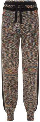 Missoni Cashmere Striped Sweatpants