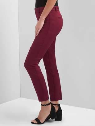 Gap Curvy skinny ankle pants