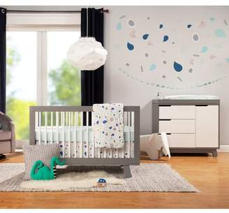 Babyletto Hudson 3-in-1 Convertible 2 Piece Crib Set