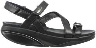 MBT Womens Kiburi Leather Sandals 37 EU