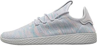 adidas Pharrell Williams Tennis HU Trainers Noble Ink/Semi Frozen Yellow/Core Black