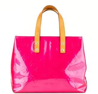 Louis Vuitton Rose Pop Monogram Vernis Reade PM (3946024)