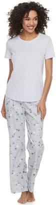 Sonoma Goods For Life Petite SONOMA Goods for Life 3-Piece Pajama Set