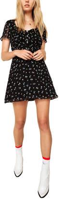 Ami The East Order Mini Dress