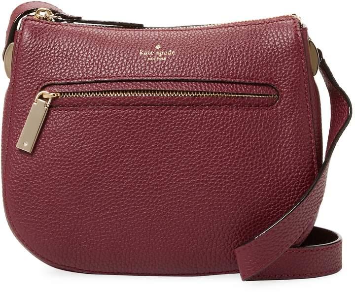 Kate Spade New York Women's Hopkins Street Leather Crossbody Bag
