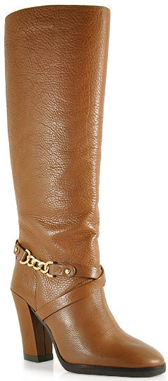 Kate Spade Montreal - Textured Leather Tall Boot