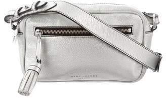 Marc Jacobs Metallic Leather Crossbody Bag