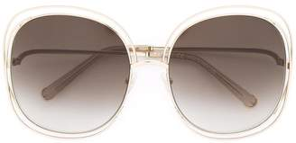 Chloé Eyewear 'Carlina' sunglasses