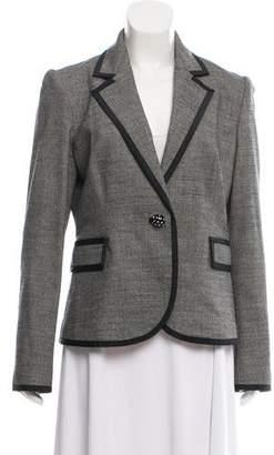 Blumarine Tailored Wool Blazer