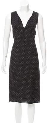 Jenni Kayne Printed Silk Dress w/ Tags