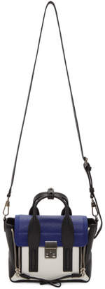 3.1 Phillip Lim Tricolor Mini Pashli Satchel