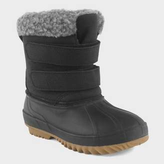 Cat & Jack Toddler Boys' Barkley Winter Boots