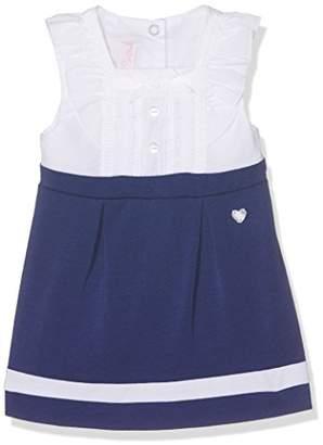 Chicco Baby Girls' 09073663000000 Dress, (Dark Blue 088)