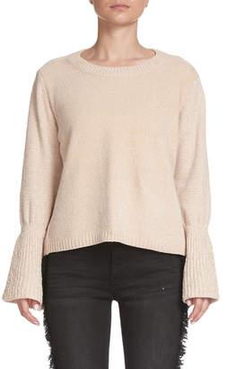 Elan International Bell Sleeve Sweater