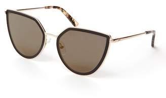 Ted Baker Geometric Cat Eye Sunglasses