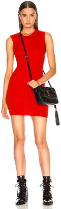 Enza Costa for FWRD Rib Sleeveless Mini Dress