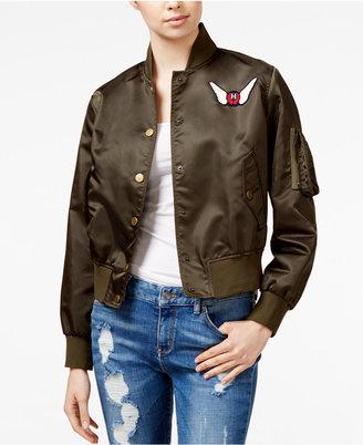 TOMMYXGIGI Bomber Jacket $295 thestylecure.com