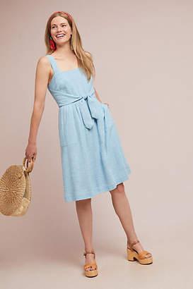Meadow Rue Ingalls Tie-Waist Dress