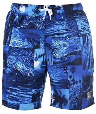 at eBay Fashion Outlet · Speedo Mens Print Leisure Swimming Shorts Swim Pants Trousers Bottoms Water