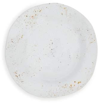 Vietri Gold Splatter Salad Plate - 100% Exclusive