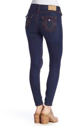 True Religion High Waist Super Skinny Jeans