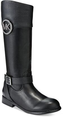 Michael Kors Emma Blaire Boots, Little Girls (11-3) & Big Girls (3.5-7) $69 thestylecure.com
