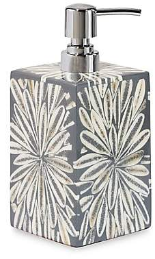 Ladorada Ladorada Gray Almendro Soap Dispenser