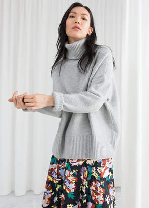 And other stories High Neck Sweater