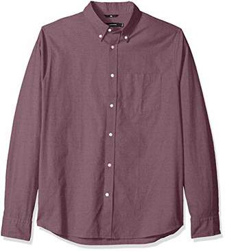 J. Lindeberg Men's Stretch Oxford Shirt