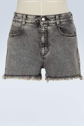 Stella McCartney Stella Mc Cartney Denim shorts