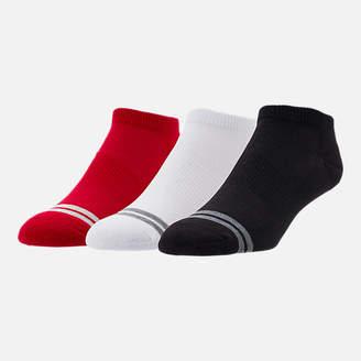 Sof Sole Men's Finish Line 3-Pack No-Show Socks