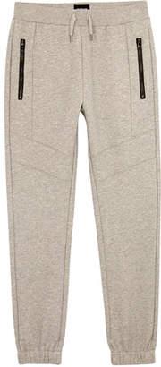 Hudson Future Zip-Pockets Jogger Pants, Size S-XL