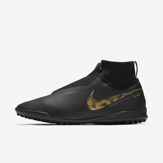 Nike Turf Soccer Shoe React PhantomVSN Pro Dynamic Fit Game Over TF