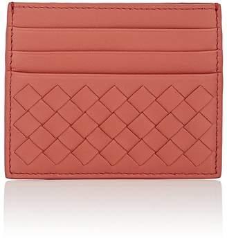 Bottega Veneta Men's Intrecciato Leather Card Case
