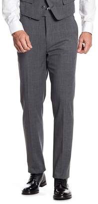 Ben Sherman Check Printed Trousers