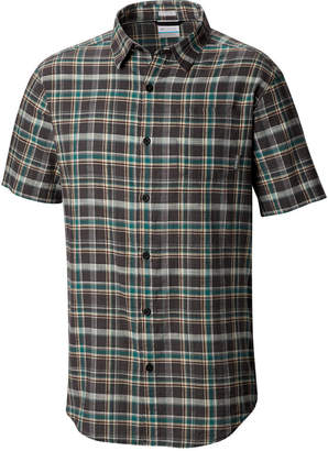 Columbia Men Under Exposure Yd Short Sleeve Shirt