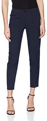 Anne Klein Women's Seersucker Slim Pant