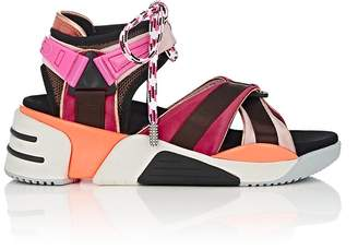 "Marc Jacobs Women's ""Somewhere"" Mixed-Material Sandals"