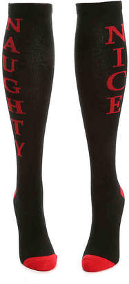 K. Bell Naughty Or Nice Knee Socks - Women's