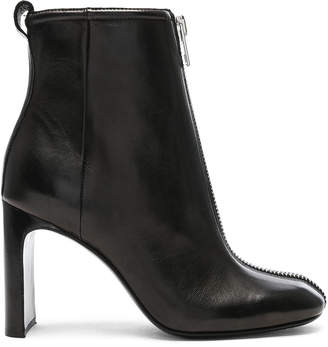 Rag & Bone Leather Ellis Zip Boots